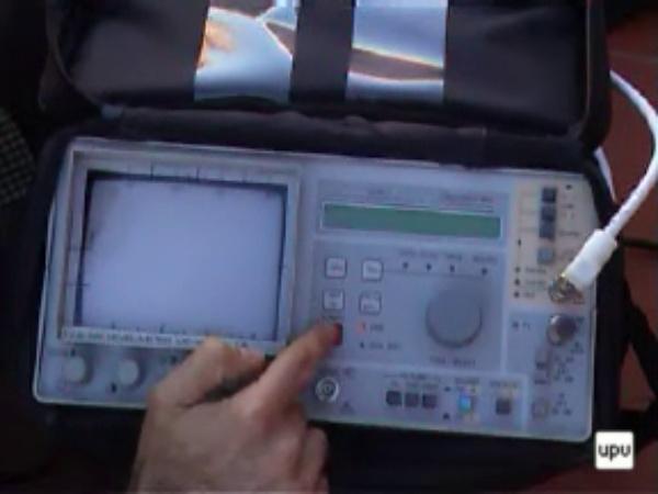 Manejo del Medidor de campo MC677