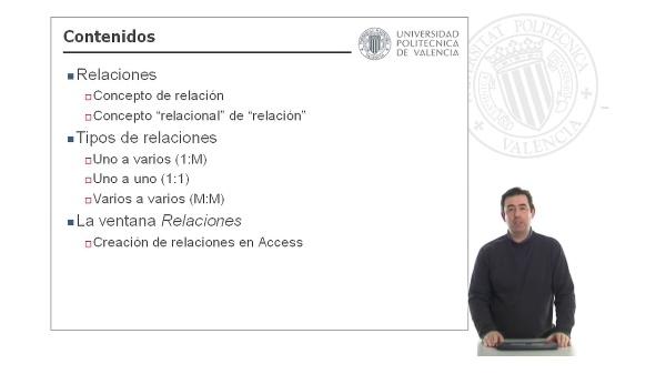 Microsoft Access - Relaciones entre tablas
