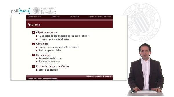 Herramientas para la Internacionalización