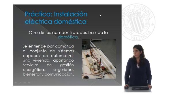 Praktikum 2010 - Líneas de investigación del departamento de Ingeniería Eléctrica (II)