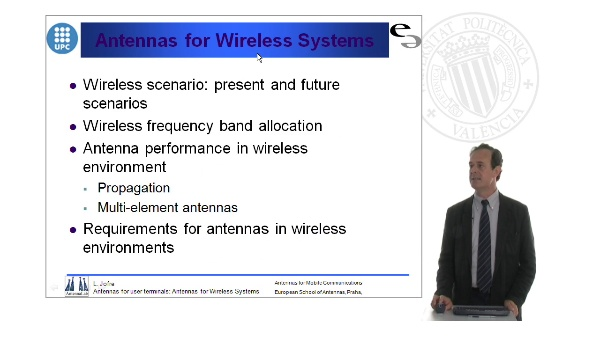 Antennas for Wireless Systems