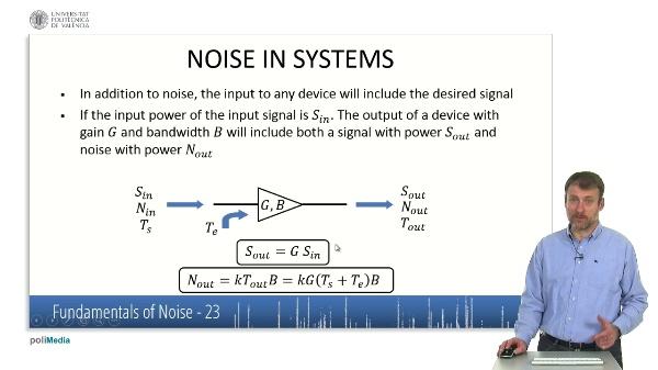 Caracteristicas fundamentales del ruido VII