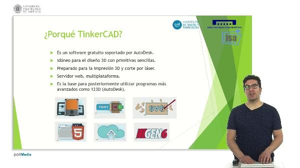 DYOR: Diseño con TinkerCAD