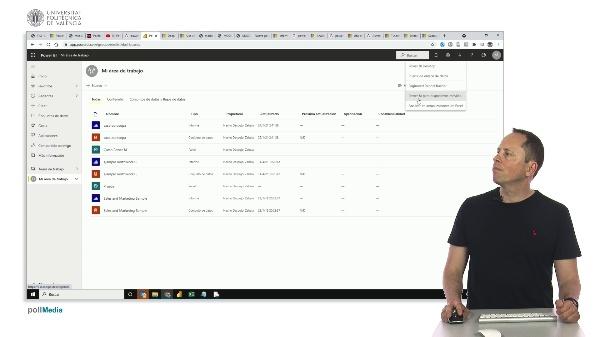 MOOC Power BI. Opciones de configuración de un informe en la nube