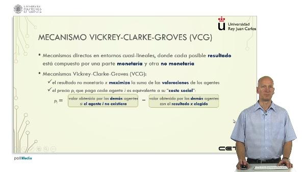 Mecanismo VCG: Propiedades y limitaciones
