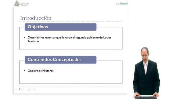 Segundo Gobierno de López Arellano