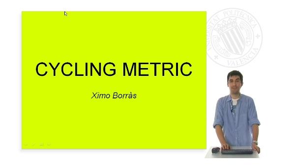 Cycling Metring