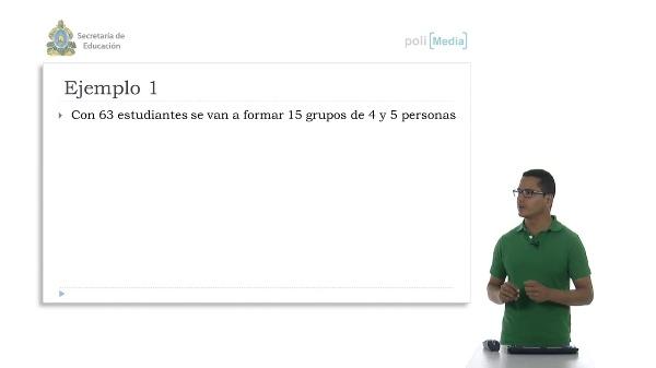 Aplicación de los sistemas de dos ecuaciones lineales en dos variables