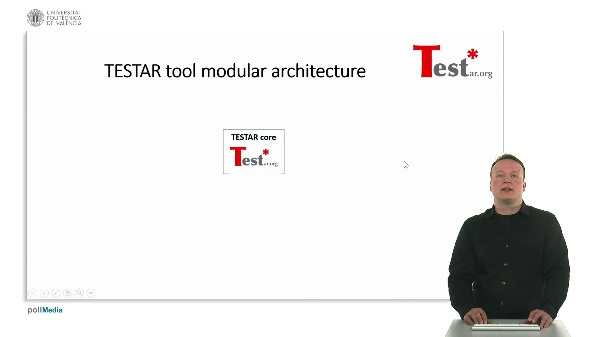 TESTAR tool modular architecture: Fostering research
