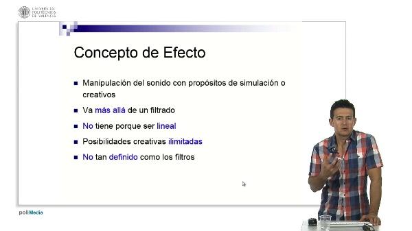 Efectos Digitales de Audio (Introducción)