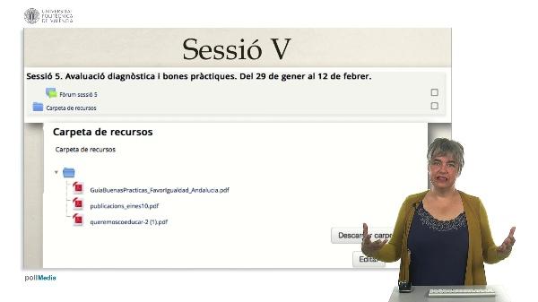 Sessió V - Bones practiques coeducatives.