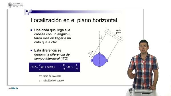 Localización en el plano horizontal (I)