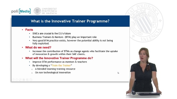 Innovative Trainer. Learn, Inspire, Empower ...