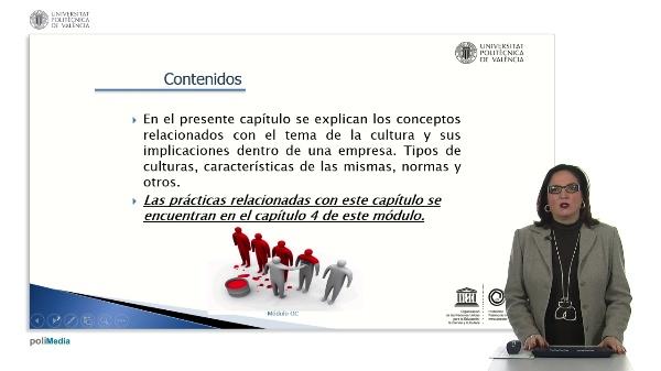 Capítulo 1: Cultura Empresarial. Concepto, Características y Tipos de Culturas