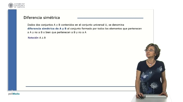Diferencia simétrica de conjuntos