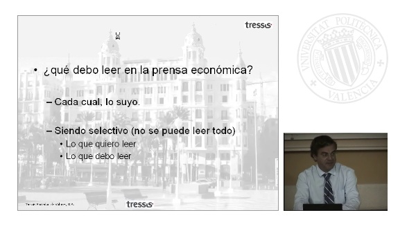 Lectura de Prensa Económica