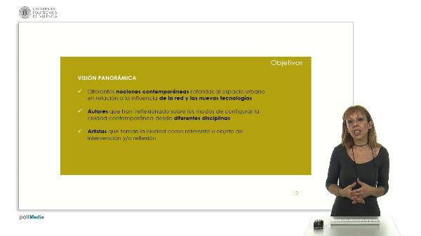 Modelos y espacios urbanos contemporáneos (ciudad en la red) 2.