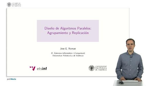 Diseño de Algoritmos Paralelos: Agrupamiento y Replicación