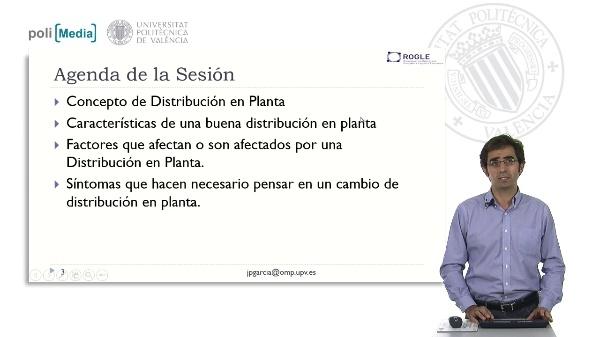 Introducción a la Distribución en Planta
