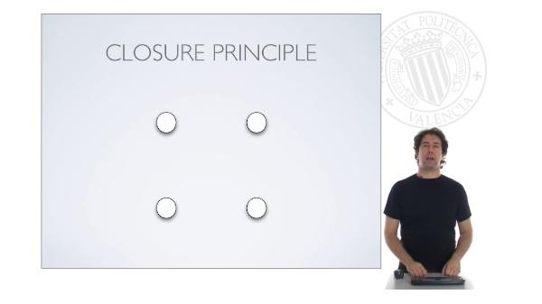 Web Design: The closure principle