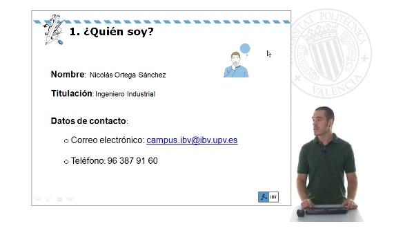 Profesor Nicolás Ortega Sánchez