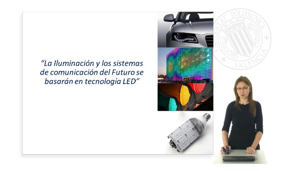 El diodo LED.