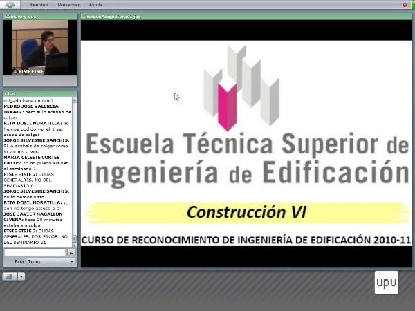 Seminario 02: CONSTRUCCIÓN VI