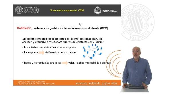 Sistemas de información de soporte a las relaciones con los clientes, CRM