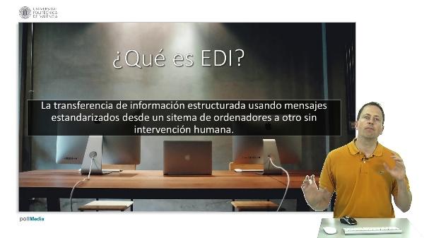 Intercambio Electrónico de datos (EDI)