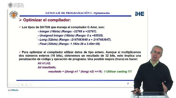 Curso de ingeniería del software para sistemas embebidos. Módulo 4 parte 3. Lenguaje C avanzado.
