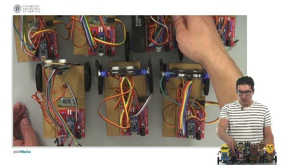 Diseños alternativos del robot DYOR - Ideas