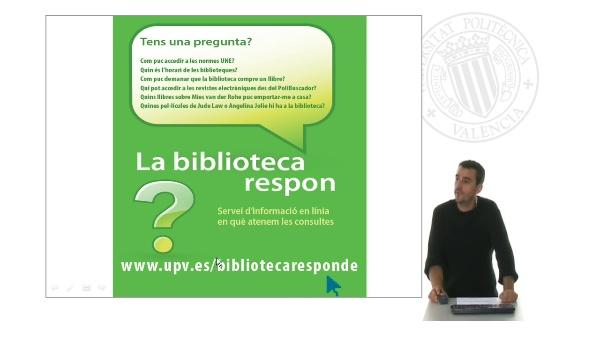 La Biblioteca Respon