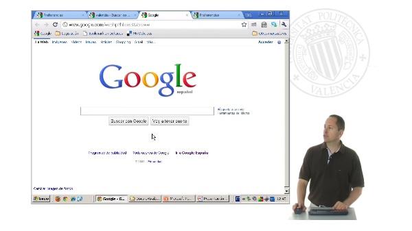 Uso avanzado del navegador