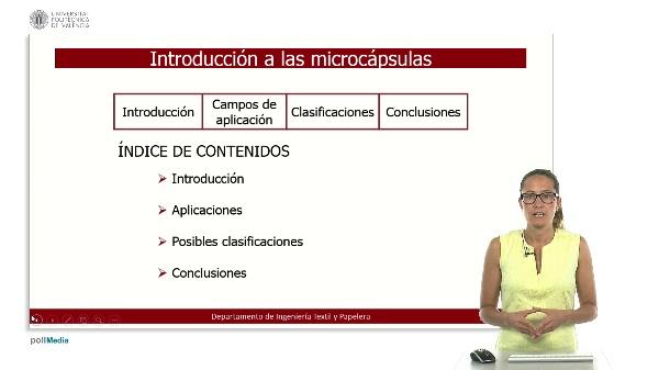 Introducción a las microcápsulas