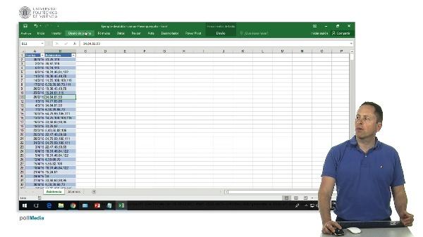 Excel Powerquery. Convertir en registros el contenido de un campo separado por comas