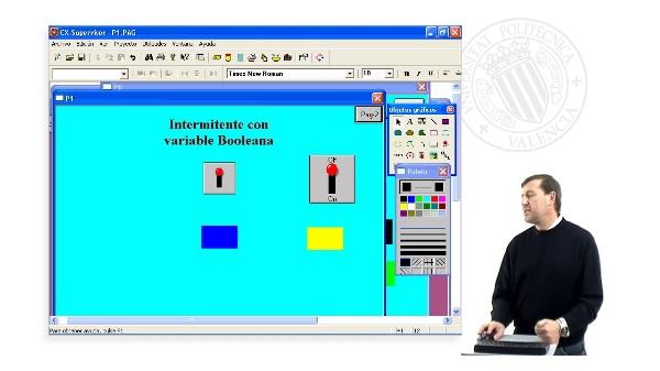 Variables y elementos de Intercambio en un sistema SCADA