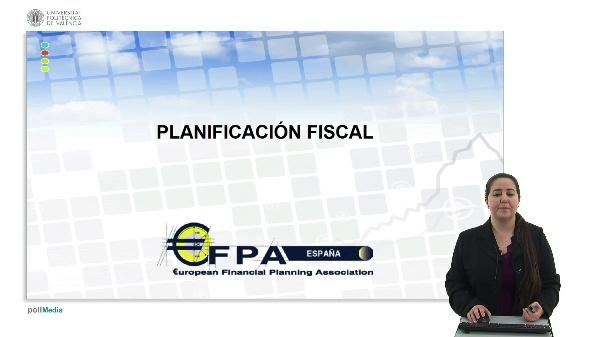 Introducción Módulo Planificación Fiscal EIP