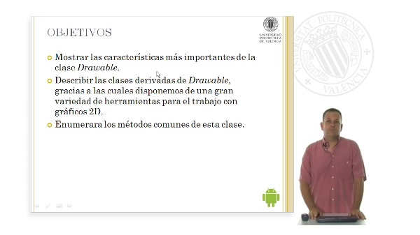 La clase Drawable en Android