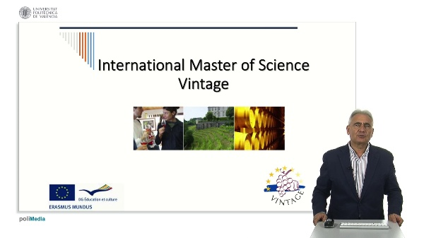 International Master of Science Vintage