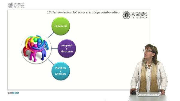 Herramientas TIC para el trabajo colaborativo