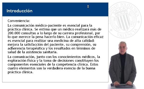 Desarrollo de estrategias de comunicación interna hacia el paciente