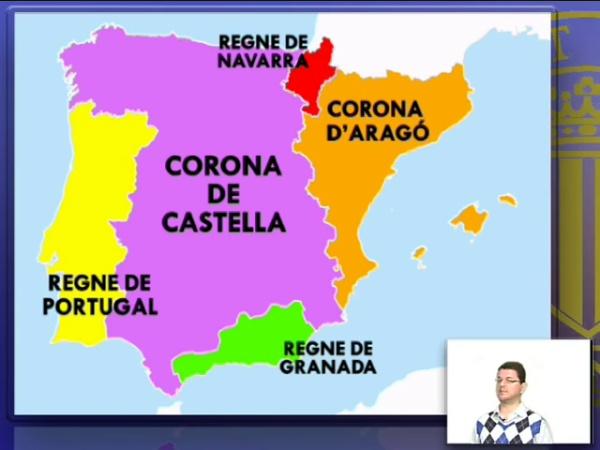 L'hegemonia peninsular de Castella. Conseqüències per al valencià