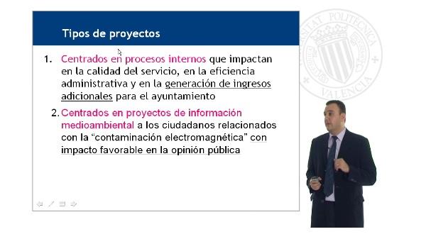 Proyectos de la Sección de Antenas para el Fondo de Inversión Local III