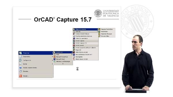 Introducción al OrCAD 15.7