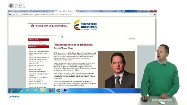 Información sobre países. Colombia