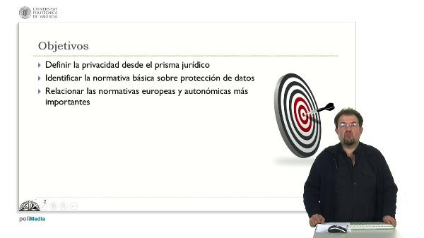 Marco legal básico de la protección de datos personales en España
