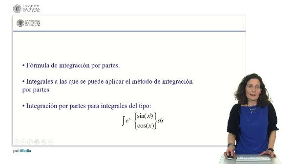Resolución de ejercicios de integrales utilizando el método de integración por partes