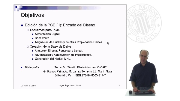 Prontuario de OrCAD. Layout: Edición de la PCB (I)