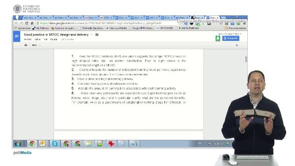 Buenas practicas creacion MOOCS (EMMA)