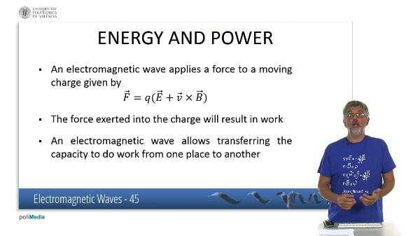 Electromagnetic Waves (VI)